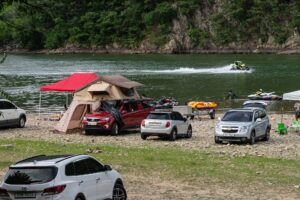 Pickup Truck Bed Camping Tents
